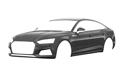 Цвета кузова A5 Sportback g-tron